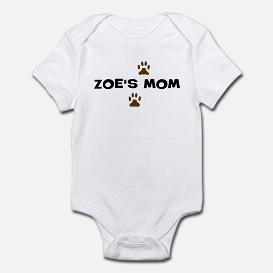 Zoe Mom Infant Bodysuit