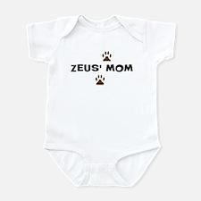 Zeus Mom Infant Bodysuit