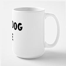 I Love My Dog Roxie Mug