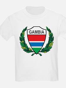Stylized Gambia T-Shirt