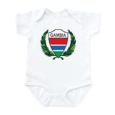 Stylized Gambia Infant Bodysuit