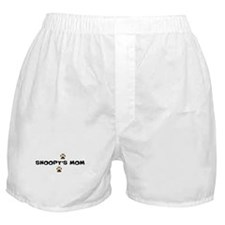 Snoopy Mom Boxer Shorts