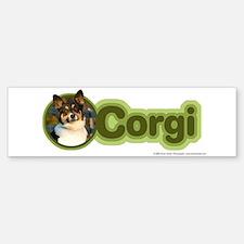 Corgi Bumper Bumper Bumper Sticker