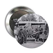 Cannon Ft Woodbury 1863 Button