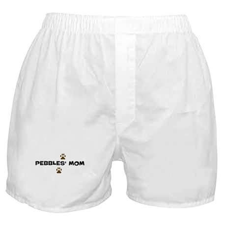 Pebbles Mom Boxer Shorts