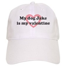 Jake is my valentine Baseball Cap