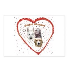 Smart Blondes Postcards (Package of 8)