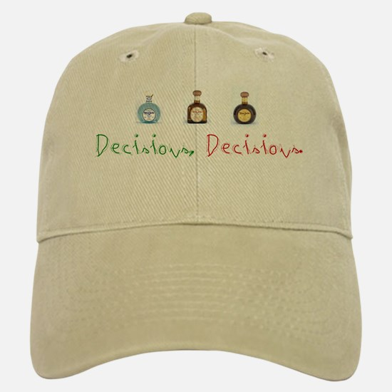 Decisions Baseball Baseball Cap