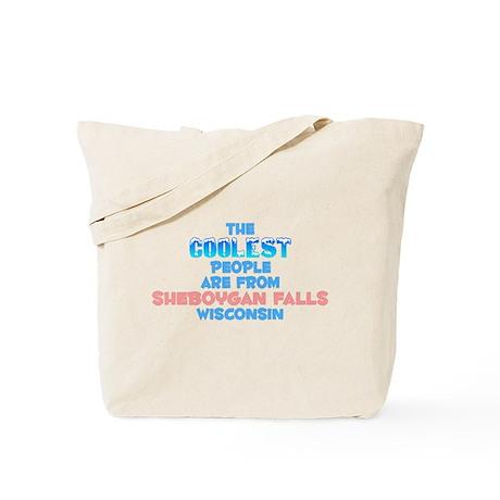 Coolest: Sheboygan Fall, WI Tote Bag
