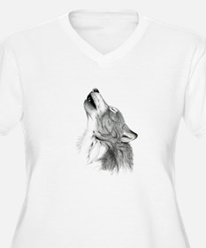 Howl w/ Wolf Facts T-Shirt