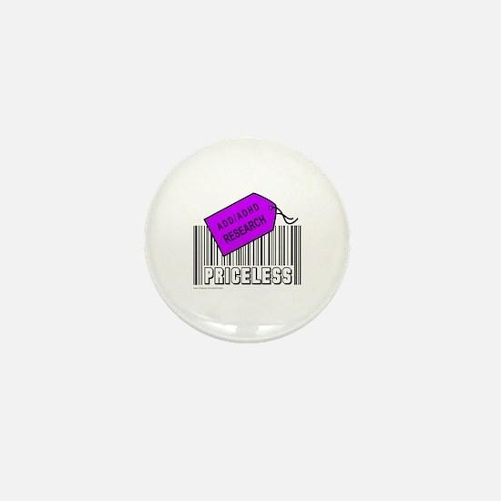 ADD/ADHD CAUSE Mini Button