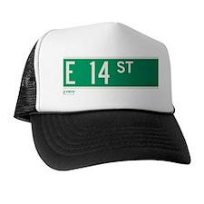 14th Street in NY Trucker Hat