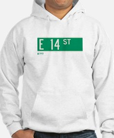 14th Street in NY Hoodie