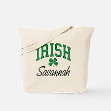 Savannah Irish Tote Bag