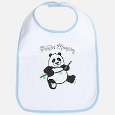 Panda Monium (pandemonium) Bib
