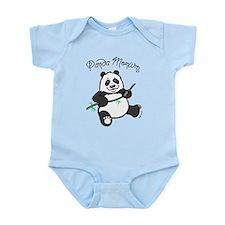 Panda Monium (pandemonium) Infant Bodysuit