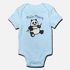 Panda Monium (pandemonium) Infant Bodysuit