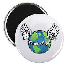 "Earth Angel 2.25"" Magnet (100 pack)"