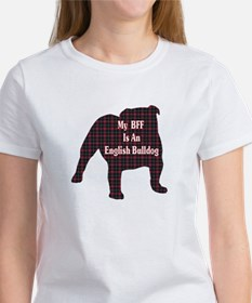 BFF English Bulldog Tee