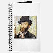 "Faces ""Degas"" Journal"