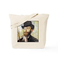 "Faces ""Degas"" Tote Bag"