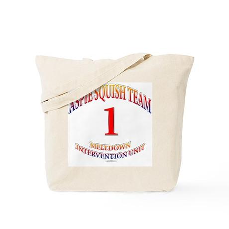 Aspie Squish Team Tote Bag