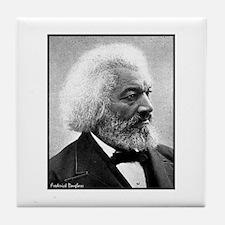 """Faces """"Douglass"""" Tile Coaster"""