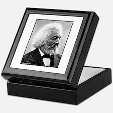 """Faces """"Douglass"""" Keepsake Box"""