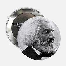 """Faces """"Douglass"""" 2.25"""" Button"""