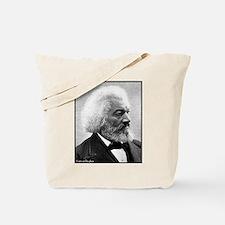 "Faces ""Douglass"" Tote Bag"