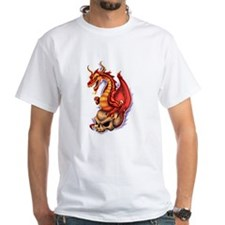 Unique Dragon skull Shirt