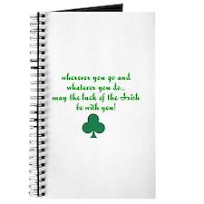 Lucky Irish Journal
