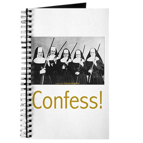 Confess! Journal
