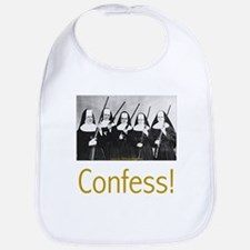 Confess! Bib