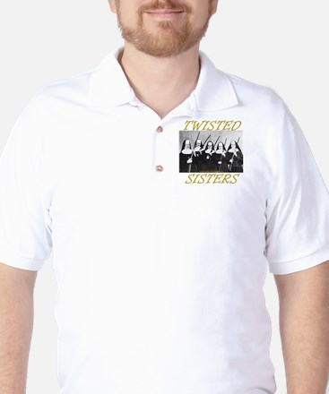 Twisted Sisters Golf Shirt