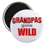 Grandpas Gone Wild Magnet
