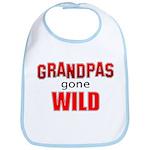 Grandpas Gone Wild Bib