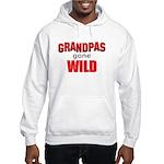 Grandpas Gone Wild Hooded Sweatshirt