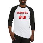 Grandpas Gone Wild Baseball Jersey
