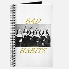 Bad Habits Journal