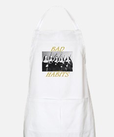 Bad Habits BBQ Apron