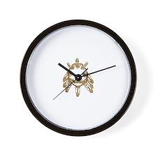 Turtle Rock Wall Clock