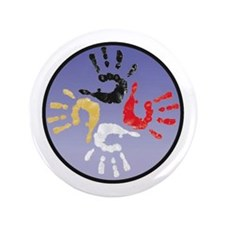 "All Nations 3.5"" Button (100 pack)"