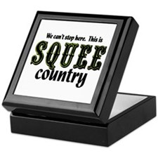 This is Squee Country Keepsake Box