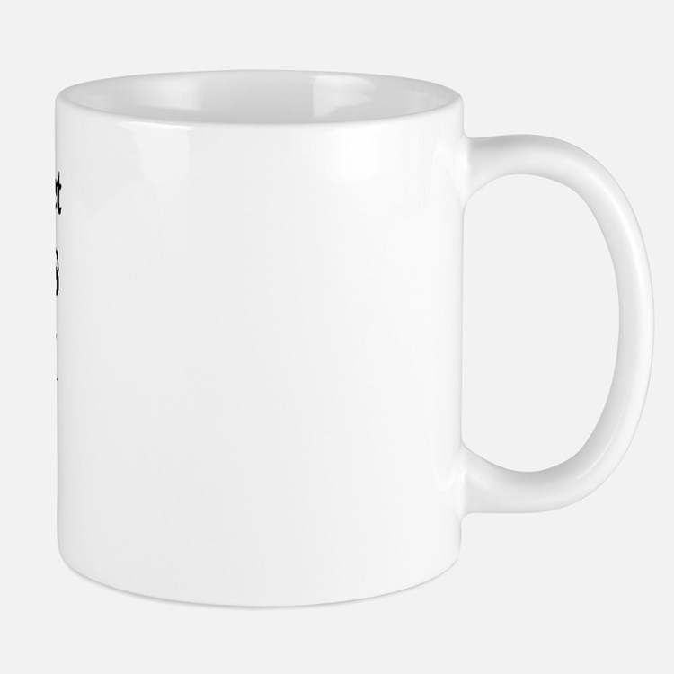 World Revolves Around Declan Mug