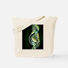 Kokopelli Dancer Tote Bag