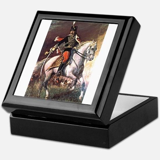 Hussar Keepsake Box