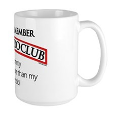 The Dickie-Do Club Mug