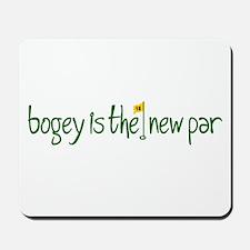 Bogey is the new Par Mousepad