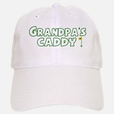 Grandpa's Caddy Baseball Baseball Cap